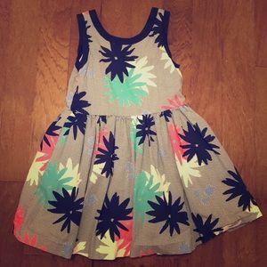 Gymboree patterned cotton dress
